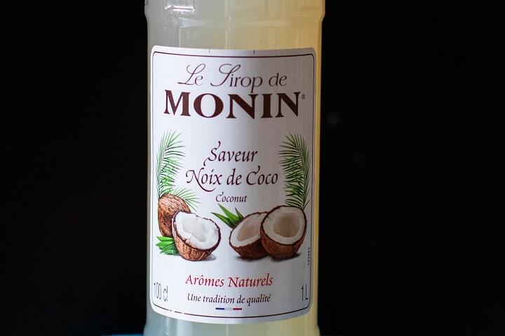 Monin Coffee Syrup