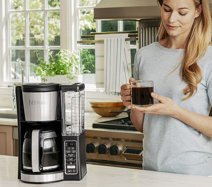 How to Choose the Best Dual Coffee Maker - Size of Coffee Machine