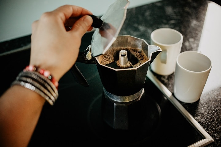Quick Tips for Making Coffee in a Stovetop Espresso Maker - Heat Level
