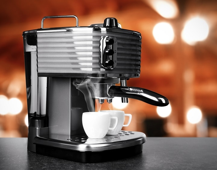Types of Stainless Steel Coffee Makers - Espresso