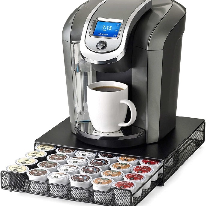 How Does Keurig Coffee Maker Work