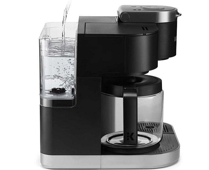 How to Choose the Best Keurig Coffee Maker - Water Reservoir