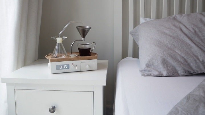 Pros and Cons of Barisieur Coffee Brewing Alarm Clock