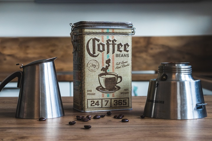 How Does a Coffee Canister Work