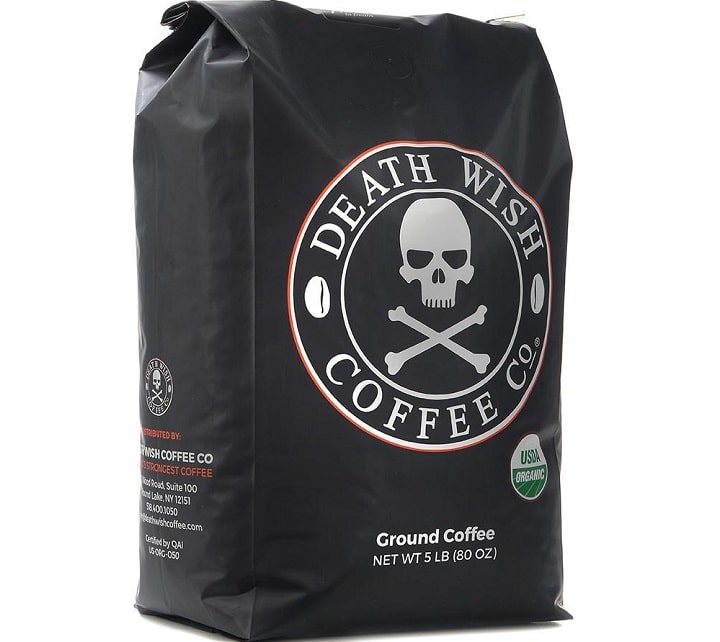 Death Wish Coffee Review – Strong Coffee With Unique Taste