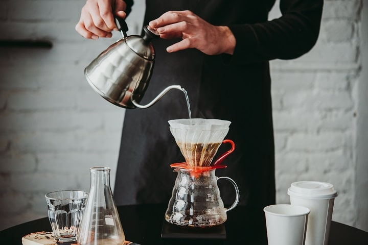 How to Brew Pour-Over Coffee