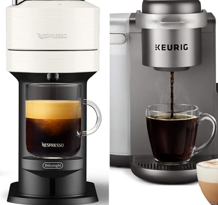 Nespresso vs Keurig – How to Pick Your Pod Coffee Machine