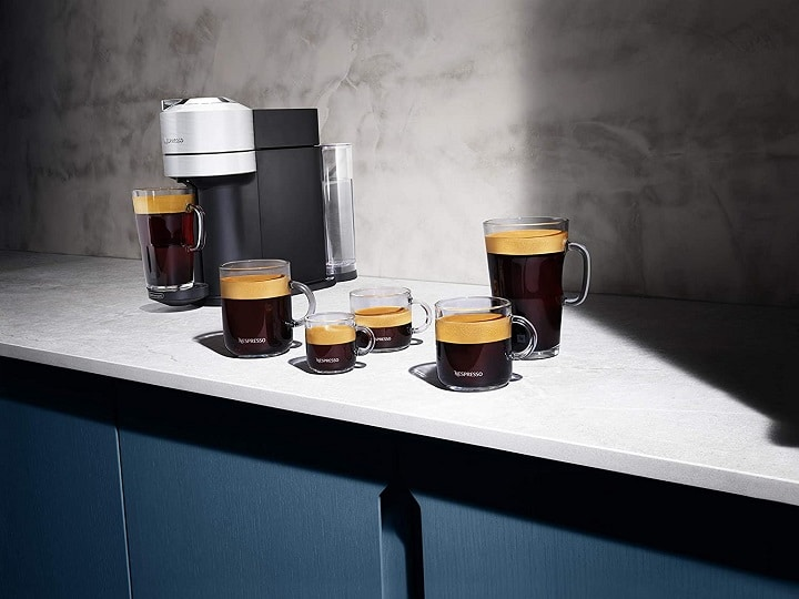 Nespresso vs Keurig Comparison - Types of Drinks Available