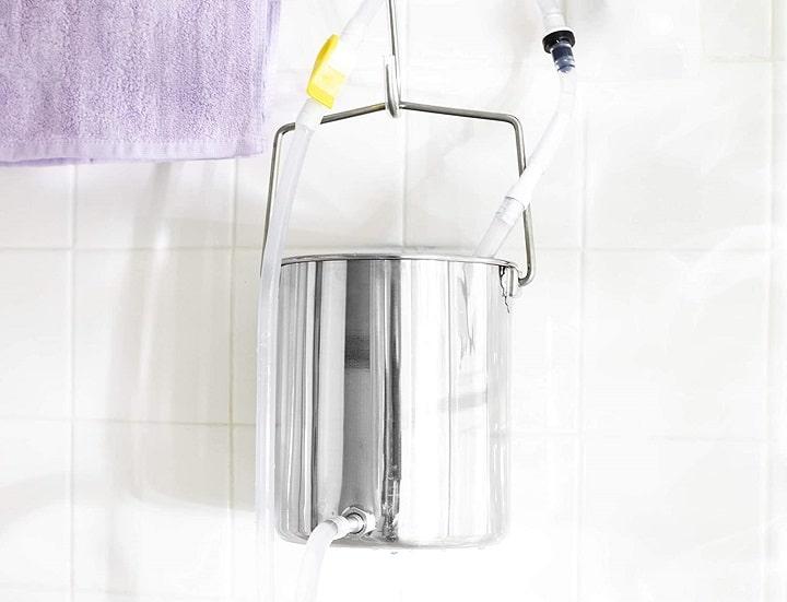 Coffee Enema Equipment - Enema Bag or Bucket