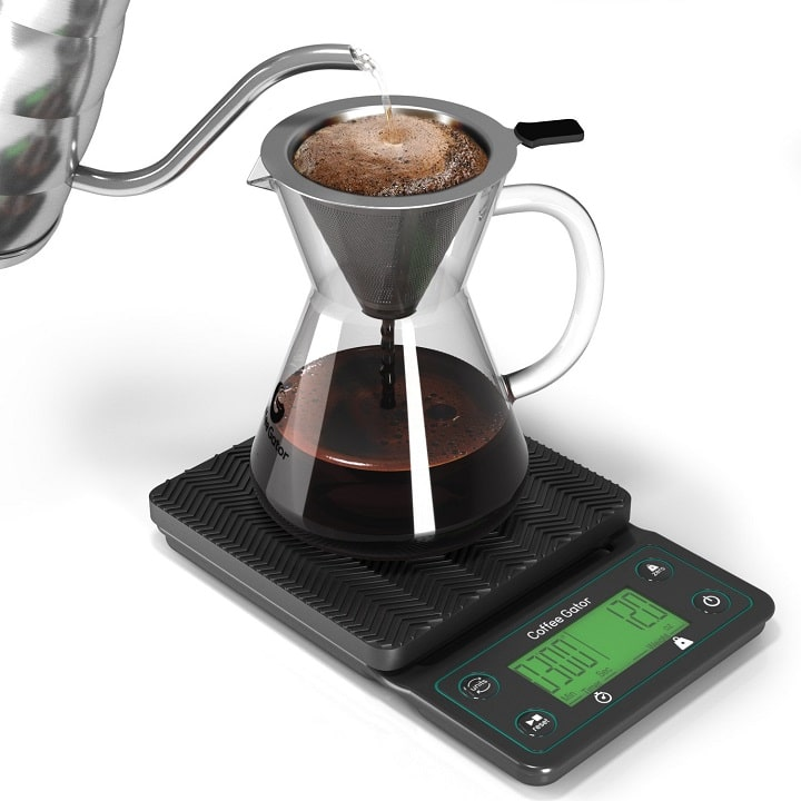 FAQ About Coffee Scales