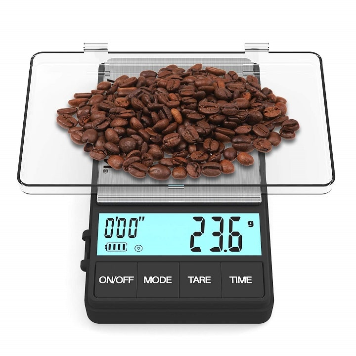 How Does a Coffee Scale Work