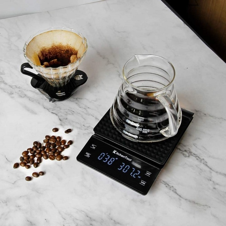 How to Choose the Best Coffee Scale - Portability