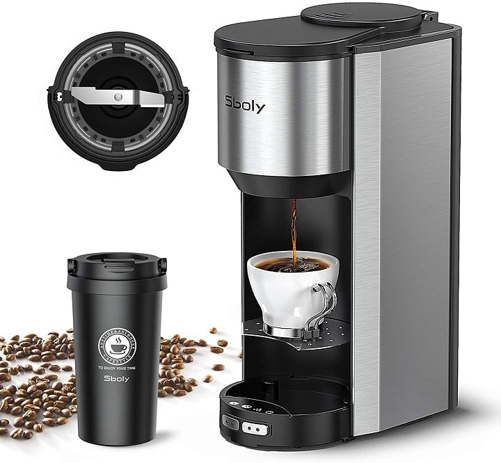How to Choose the Best Grind and Brew Coffee Maker - Size