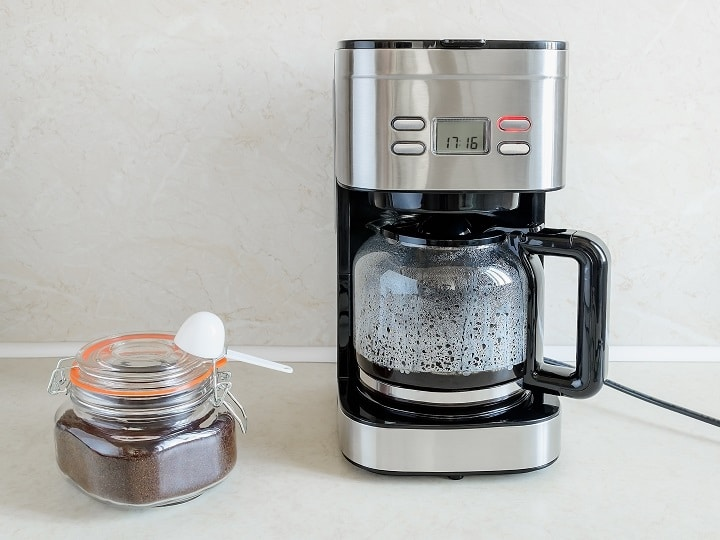 Types of Coffee Machines With Grinder