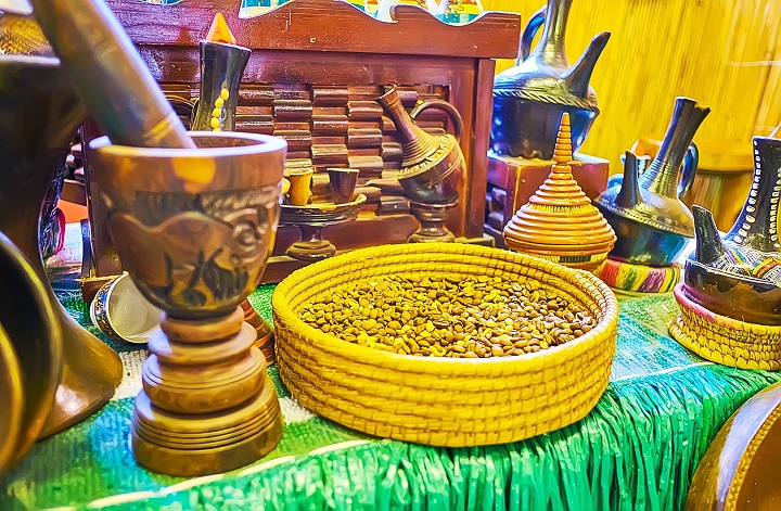 Short History of Ethiopian Coffee and Coffee Ceremony