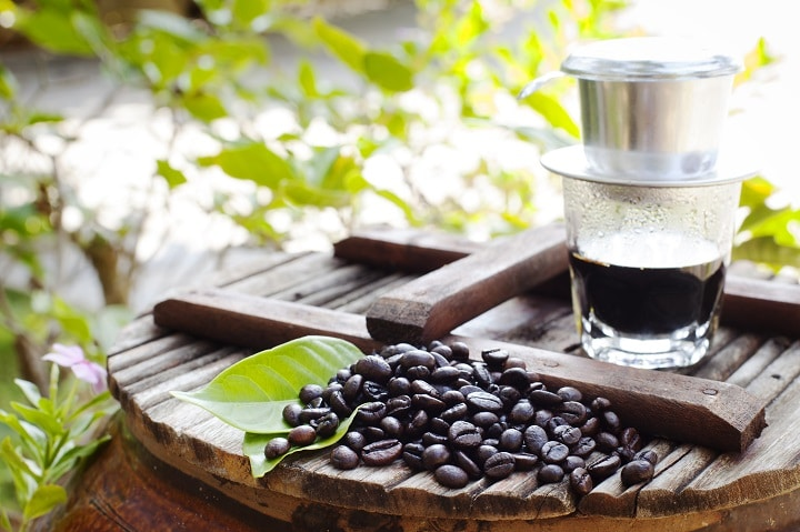 Short History of Vietnamese Coffee