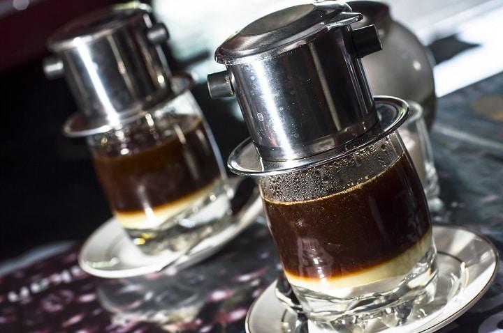 Types of Vietnamese Coffees