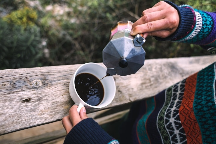 How Does a Travel Coffee Maker Work