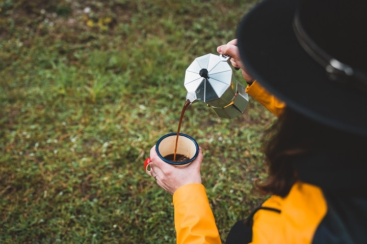 How to Use a Travel Coffee Maker