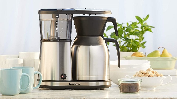 SCAA Coffee Makers