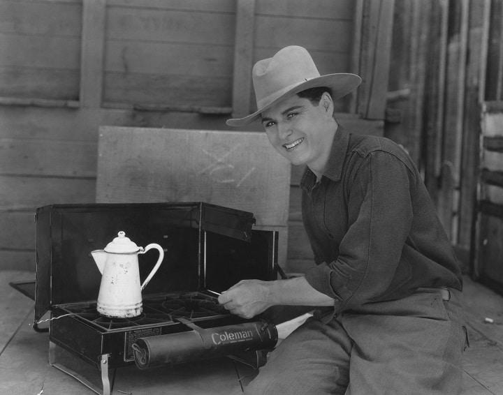Short History of Cowboy Coffee