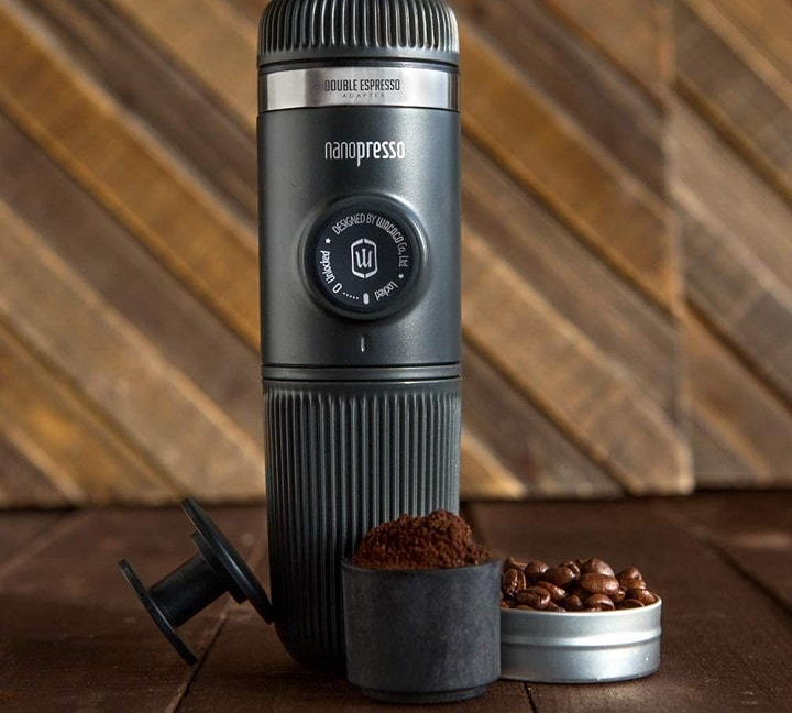 Types of Portable Coffee Makers - Espresso Makers