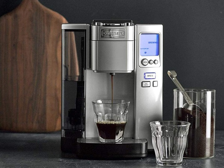 Types of Single-Serve Coffee Makers