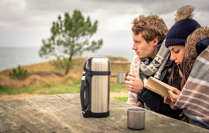 How to Prepare a Thermos for Your Coffee