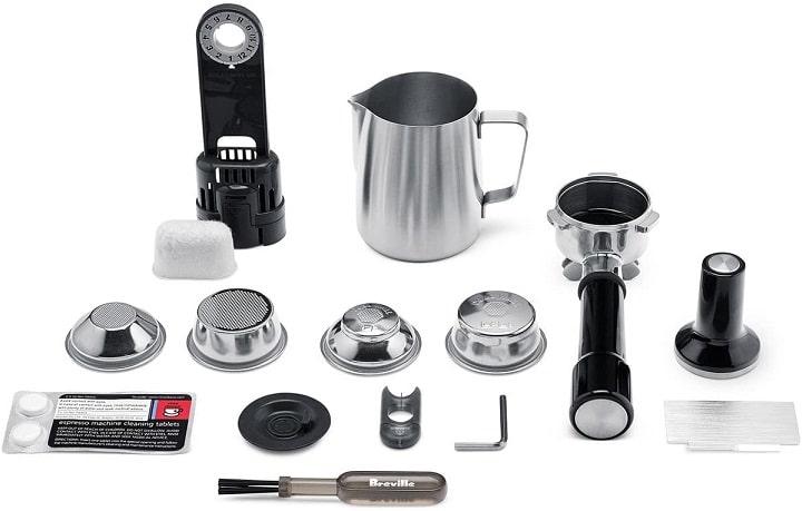 Steam or Pump-Powered Automatic Espresso Machine