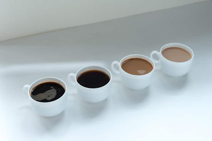 Americano vs Latte – Pick Your Favorite Type of Espresso