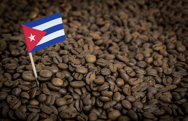 Short History of Cuban Coffee