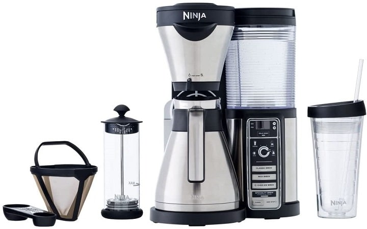 Additional Features of Ninja Hot and Cold Brew System