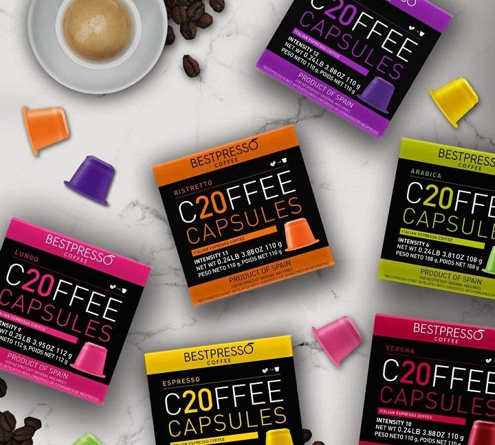 Bestpresso's Nespresso Flavors