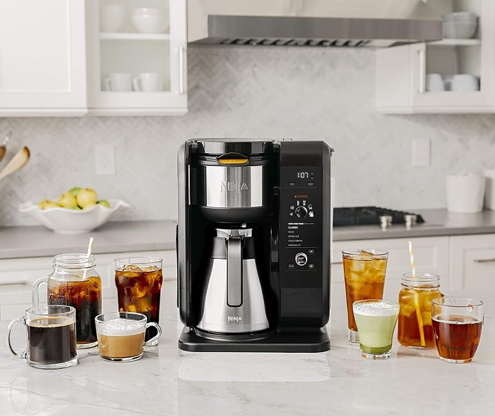 Ninja Hot & Cold Brewed System Review – All-in-One Brewer