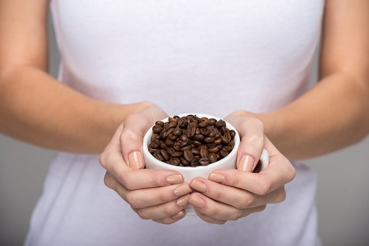 How Does Eating Coffee Beans Work