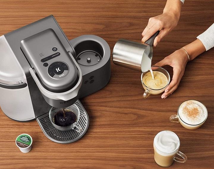 Keurig 2.0 Coffee Making Process