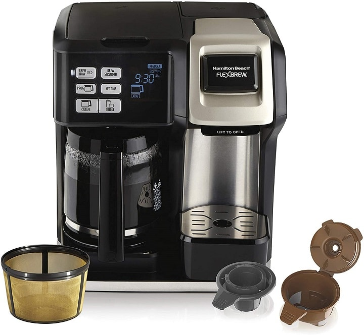 Pros and Cons of Hamilton Beach Coffee Makers
