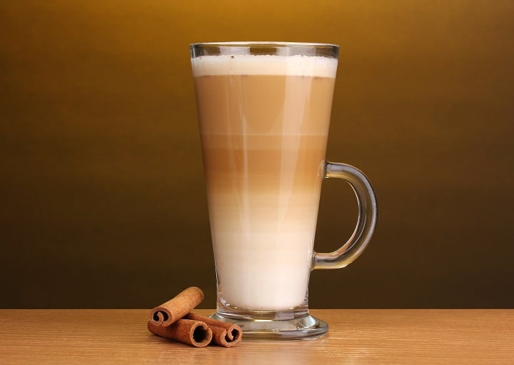 Short History of the Latte