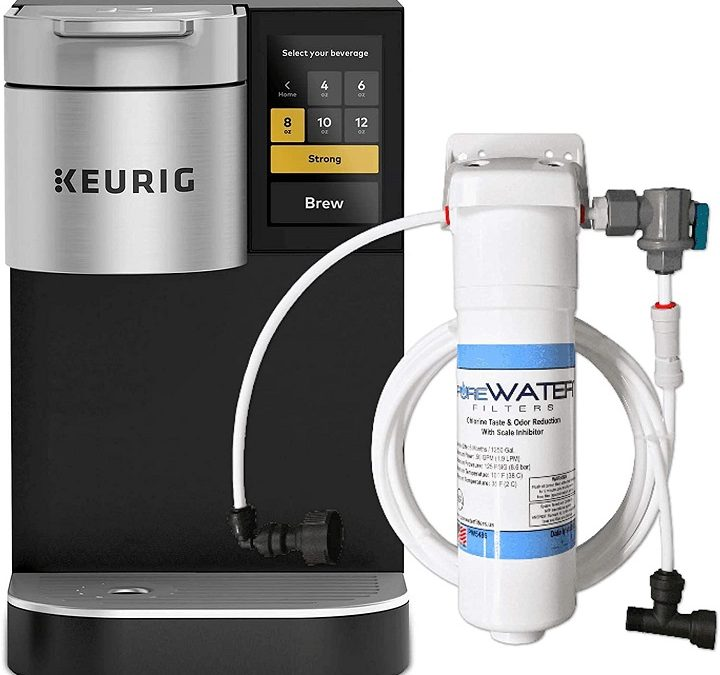 Coffee Maker With Water Line or Plumbed Coffee Machine